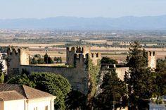 Sanluri - Castello. Castle of Sanluri.