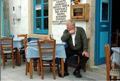 Our 70 year old Greek Island resident had so much 'character.' The people were friendly..the food outstanding and the history and natural beauty of the Saronic Islands in the Aegean Sea were simply amazing. Unfoirtunately..most of the Mediterranean cruises do not stop at Hydra or Spetses Islands. There are other alternatives from the Athens Port of Piraeus. If you have any specific questions that I might be able to clarify..feel free to contact me. My Florida number is on link.