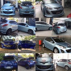 Mazda 2, Vehicles, Car, Vehicle, Tools