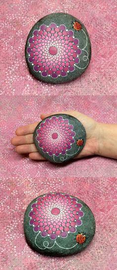 Mandala Stone (Large)