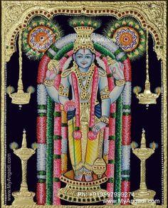 Business Place, Tanjore Painting, Pooja Rooms, Lord Vishnu, Online Painting, Krishna, Sculpture Art, First Love, Foot Prints