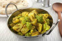 Aloo Gobi - Hot Indian Recipes