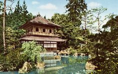 Ginkakuji Temple - Kyoto,Japan