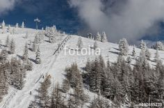 #Skiing At #Gerlitzen Alp #Villach #Carinthia #Austria @fotolia #fotolia @adobe #adobe #landscape #winter #season #nature #travel #holidays #vacation #winterwonderland