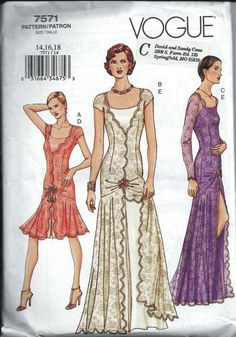 1920s tea dress patterns - Google Search