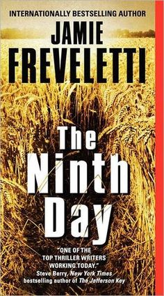 """Book Review of Jamie Freveletti's """"The Ninth Day"""" by Candace Salima on US Daily Review: http://usdailyreview.com/book-review-the-ninth-day-by-jamie-freveletti"""