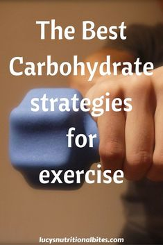 Do you want to improve your fitness, exercise routine and performance? Carbohydrates are essential for energy and health. Read these guidelines to maximise your workouts and training sessions.