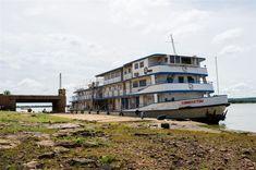 BateauTombouctouDeCOMANAVauPortKolikoro - Géographie du Mali — Wikipédia