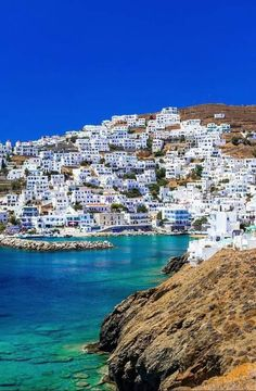 Astypalea Most Romantic Places, Beautiful Places To Visit, Beautiful World, Places To Travel, Places To See, Travel Destinations, Dream Vacations, Vacation Spots, Places Around The World