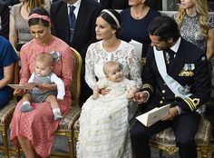The Christening of Prince Alexander of Sweden