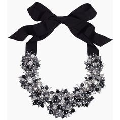 kate spade new york Crystal Constellation Necklace (15.425 RUB) ❤ liked on Polyvore