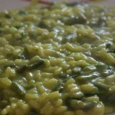 Come preparare Risotto asparagi e stracchino col Bimby della Vorwerk, impara a preparare deliziosi piatti con le nostre ricette bimby