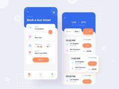 Public Transport Ticket App by Mosharraf Mamun Ui Design Mobile, App Ui Design, User Interface Design, Web Design, Mobile Ui, Print Design, Bus Tickets, Travel Tickets, Bus App