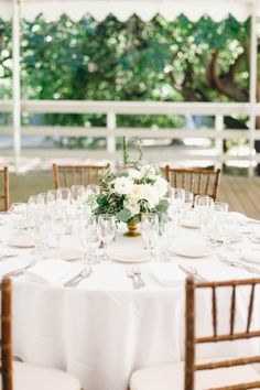 Elegant Calamigos Ranch Wedding