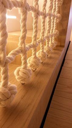 Decorative knots. Splice Knots & Nets   Studio work