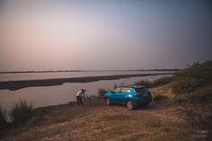 Touring Gujarat In A Jeep Compass. Part 1 - Between Two States #JeepCompass #Adventure #JeepLife #Gujarat #India