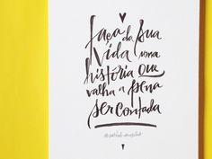 carta amarela #98 – histórias