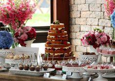 Mesa linda e cheia de delícias Amelitas Gourmet