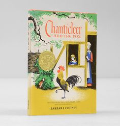 Chanticleer and the Fox. - COONEY, Barbara. - Peter Harrington Rare & First Edition Books