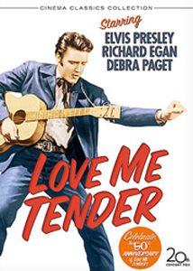 One of my favorite Elvis movies. Love Me Tender with Elvis and Debra Paget 1956
