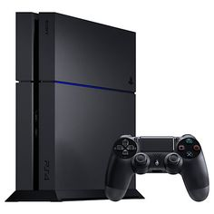 Buy Sony PlayStation 4 Console, 500GB, Black Online at johnlewis.com