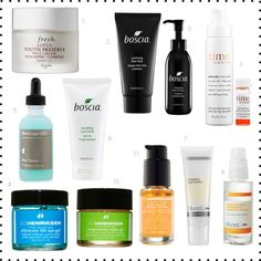 Grasie Mercedes' picks for the best in anti-aging skin care right now.