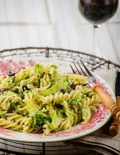 Pasta e Broccoli Sicilian style by RecipeTaster, via Flickr