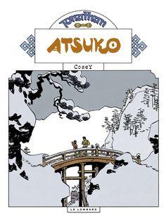 Je ne l'ai pas encore lu celui-ci: Atsuko, j'adore la série des Jonathan. Quel dessins formidables.