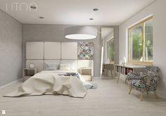 Sypialnia styl Vintage - zdjęcie od UTOO- pracownia architektury wnętrz i krajobrazu - Sypialnia - Styl Vintage - UTOO- pracownia architektury wnętrz i krajobrazu
