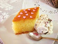 ΕΛΛΗΝΙΚΕΣ ΣΥΝΤΑΓΕΣ TAXIDIOTHS: Ραβανί Βέροιας φανταστικό !!! Recipies, Deserts, Pudding, Cheese, Cooking, Dessert Ideas, Greek, Foods, Recipes