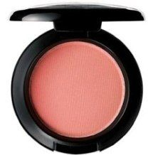 Mac Blush  - Style  perfect with a tan-- or not.. pair it with a bronzer and get that JLo glow...