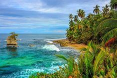 The Most Beautiful Places in Puerto Rico - Playa Mar Chiquita Cheap Places To Travel, Places To See, Surf, Puerto Rico Trip, Destin Beach, Panama City Panama, Caribbean, Travel Destinations, Honeymoons