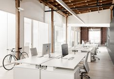Index Ventures' new San Francisco office
