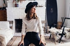 Kendra Smoot's Uncomplicated Sense of Style