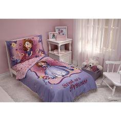 Disney Sophia 4 Piece The First Toddler Set, Sweet As A Princess           ($51.20)