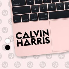calvin harris calvin harris decal calvin harris sticker
