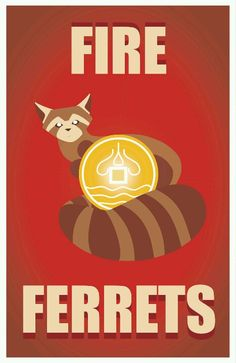 The Fire Ferrets!!