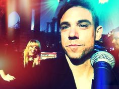 Mikel Jollett, The Airborne Toxic Event. That face is beautiful.