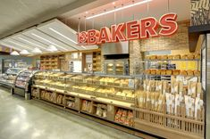 Supermarket Design | Bakery Areas | Retail Design | Shop Interiors |KRS - King Retail Solutions : Portfolio : Fresh St. Market