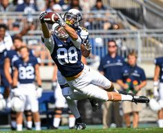 Mike Gesicki : College football: Best images from Week 1 Penn St Football, College Football, Nittany Lion, Sports Photos, Athletes, Lions, Alabama, Tennessee, Basement