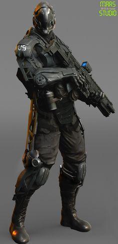 http://www.zbrushcentral.com/showthread.php?194936-Dark-Commander-Mark-1