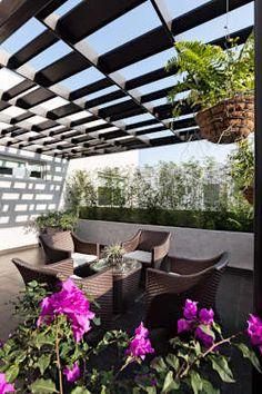 Cómo construir una terraza en tu azotea en 8 pasos solo quí hemos preparado un artículo donde podrás transformar tu azotea en una fabulosa terraza.