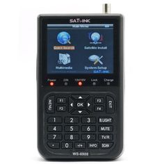 SainSonic SatLink WS-6908 LCD DVB-S FTA Professional Digital Satellite Finder Meter by SainSonic. $125.00. NOTE:The link is the user manual about SATlink WS-6908 Satellite Signal Finder. https://s3-ap-northeast-1.amazonaws.com/sain-amzn/20/28-021-102/6908+usermanual.rar This SatLink WS-6908 LCD DVB-S FTA Professional Digital Satellite Finder  Meter is a battery powered hand held Satellite alignment meter demodulating DVB-S  Signal. It's very convenient for install...