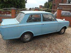 1966  Vauxhall Viva Gunuine 27k Needs Light Restoration  - http://classiccarsunder1000.com/?p=87549