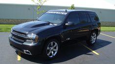 Chevy Trailblazer Ss, Chevy Ss, All Season Tyres, Rear Brakes, Custom Cars, Dallas, Auction, Badass, Trucks