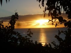 Antigua naplemente #caribic #antigua #sunset