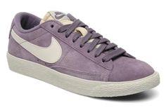 Nike wmns blazer low suede vintage purple