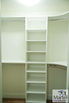 Closet, storage