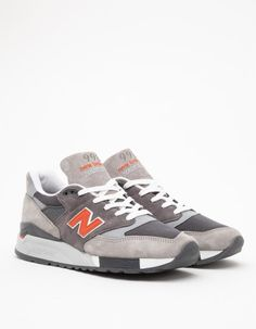 New Balance / 998 Daytripper Grey