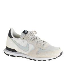 Women's Nike® Internationalist mid sneakers : sneakers   J.Crew